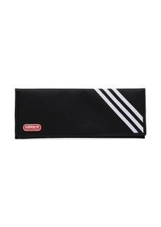 Adidas x Lotta Volkova Trefoil clutch bag