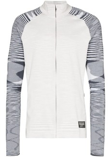Adidas x Missoni PHX striped fleece