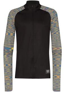 Adidas x Missoni PHX zip-up fleece
