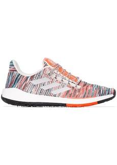 Adidas x Missoni Pulseboost woven sneakers
