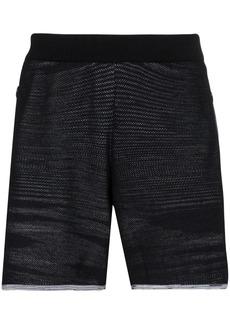 Adidas x Missoni Saturday knit track shorts