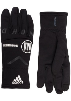 Adidas X Neighborhood black gloves