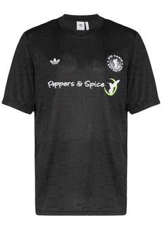 Adidas x NTS Radio print T-shirt