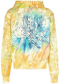 Adidas x Pharrell Williams tie-dye hoodie