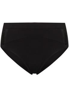 Adidas x Stella McCartney high-waisted bikini bottoms