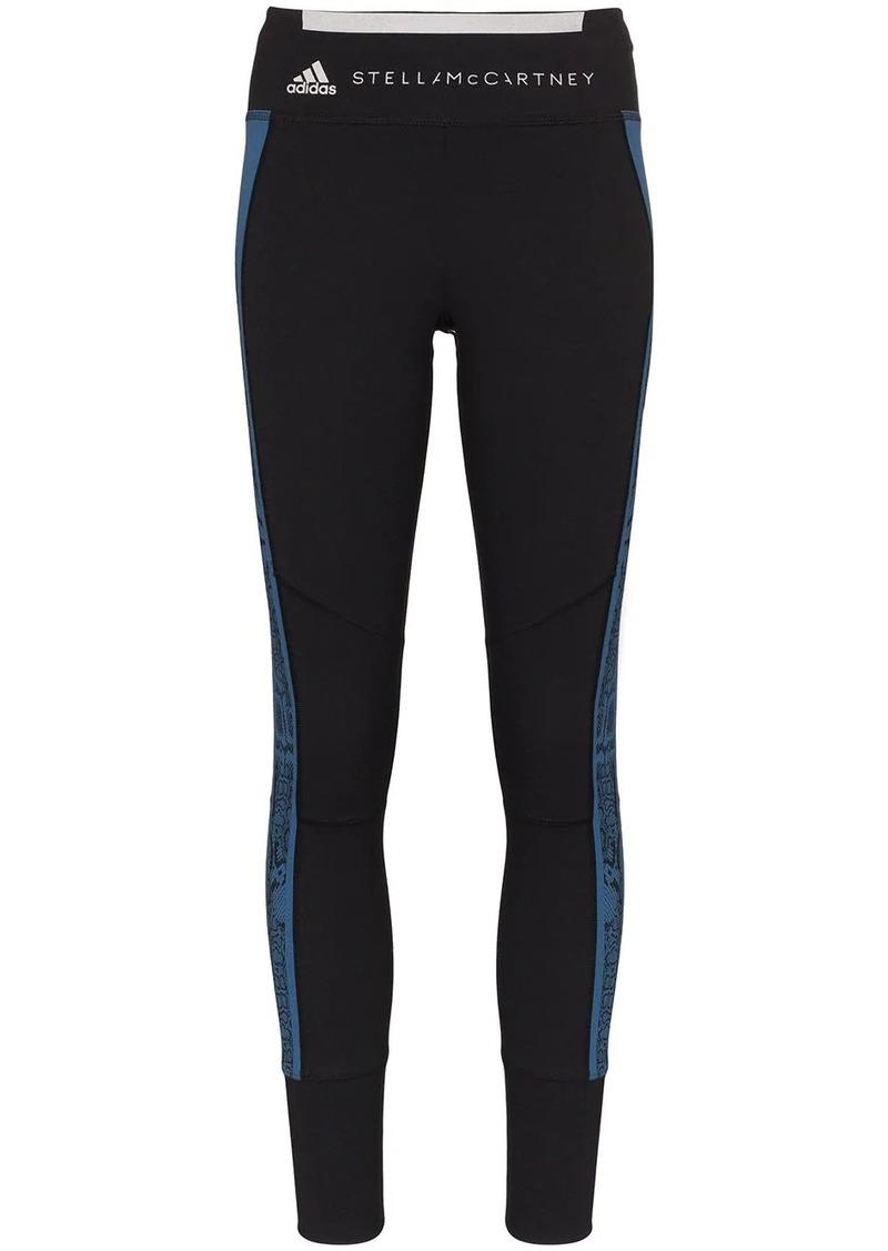 Adidas x Stella McCartney side panel sports leggings