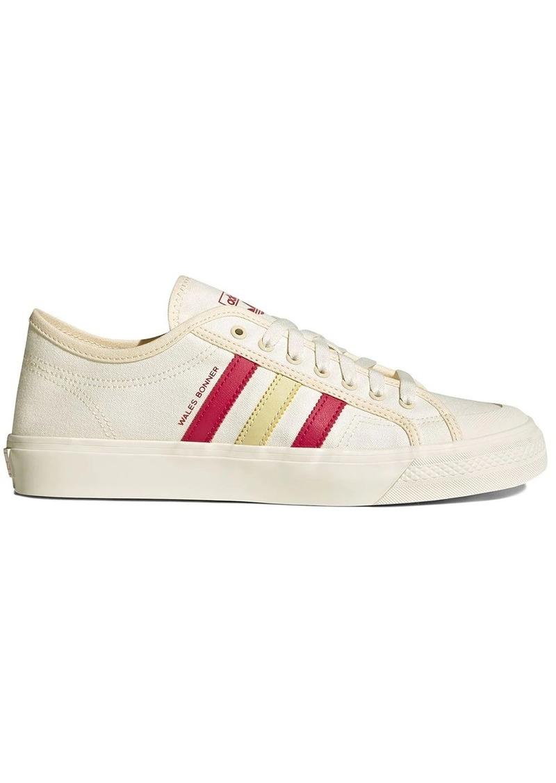 Adidas X Wales Bonner white Nizza Lo sneakers