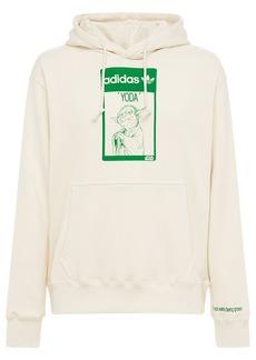 Adidas Yoda Organic Cotton Hoodie