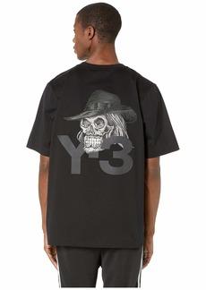 Adidas Yohji Skull Short Sleeve Tee