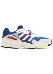Adidas Yung 96 Faux Leather & Mesh Sneakers