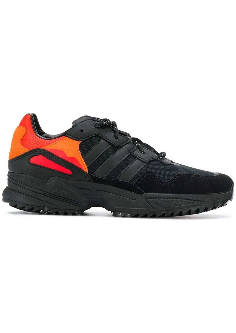 Adidas Yung-96 Trail contrast trainers