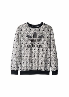 Adidas Zebra Crew (Little Kids/Big Kids)