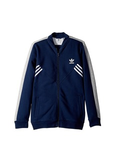 Adidas Zigzag Track Jacket (Little Kids/Big Kids)