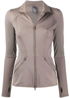 Adidas by Stella McCartney zipped-up sweat jacket