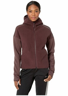 Adidas ZNE Winterized Cover-Up