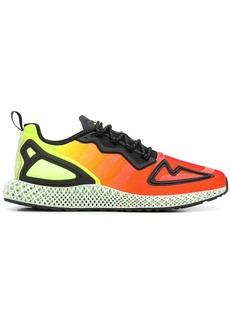 Adidas ZX 2K 4D gradient-effect sneakers