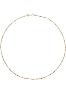 Adina Reyter Gold Bead Chain Necklace