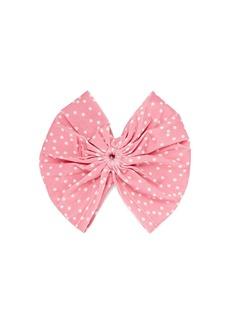 Adriana Degreas Mille Punti polka-dot headband