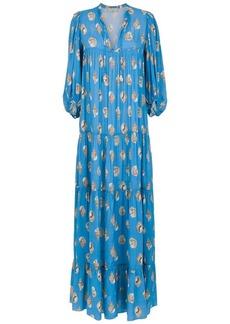 Adriana Degreas Conchiglie oversized dress
