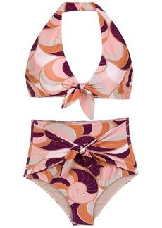 Adriana Degreas Nautilus bikini set