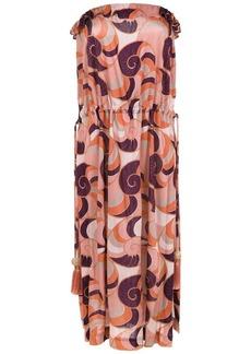 Adriana Degreas sleeveless dress