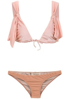 Adriana Degreas tied Porto bikini set