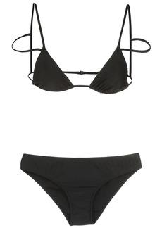 Adriana Degreas triangle top bikini set