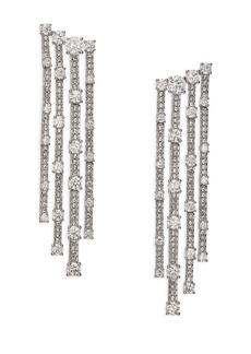 Adriana Orsini Decadence Cascade Drop Earrings