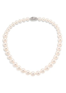 Adriana Orsini Faux-Pearl Single Strand Necklace