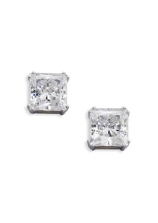 Adriana Orsini Sterling Silver Square Stud Earrings