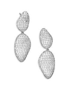Adriana Orsini Atrani Small Drop Post Earrings