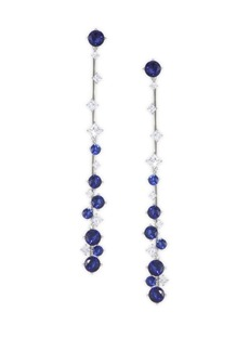 Adriana Orsini Cava Crystal Drop Earrings