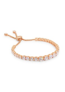 Adriana Orsini CZ Essentials Adjustable Bracelet