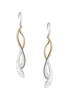Adriana Orsini Devona Helix Drop Earrings