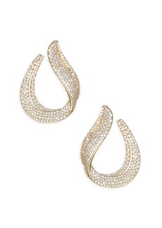 Front-to-Back Hoop Earrings
