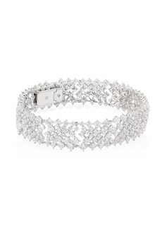 Leia Swarovski Crystal Flex Bracelet