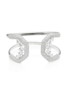 Adriana Orsini Pavé Crystal Flexible Cuff Bracelet