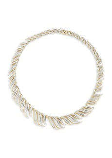 Adriana Orsini Pirouette All-Around Necklace