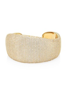 Adriana Orsini Sculpted Open Cuff
