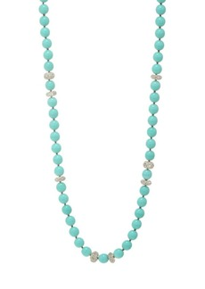 Adriana Orsini Spectrum Beaded Necklace