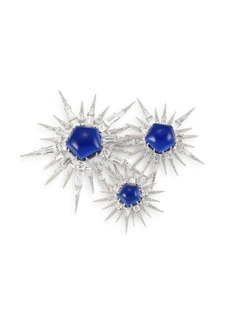 Adriana Orsini Star Cluster Pin