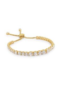Sterling CZ Essentials Adjustable Bracelet