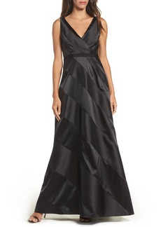 Adrianna Papell A-Line Gown