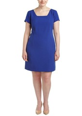 Adrianna Papell Adrianna Papell Plus Shift Dress
