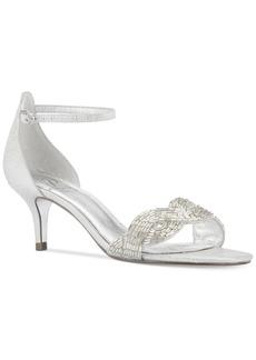 Adrianna Papell Aerin Evening Dress Sandals Women's Shoes
