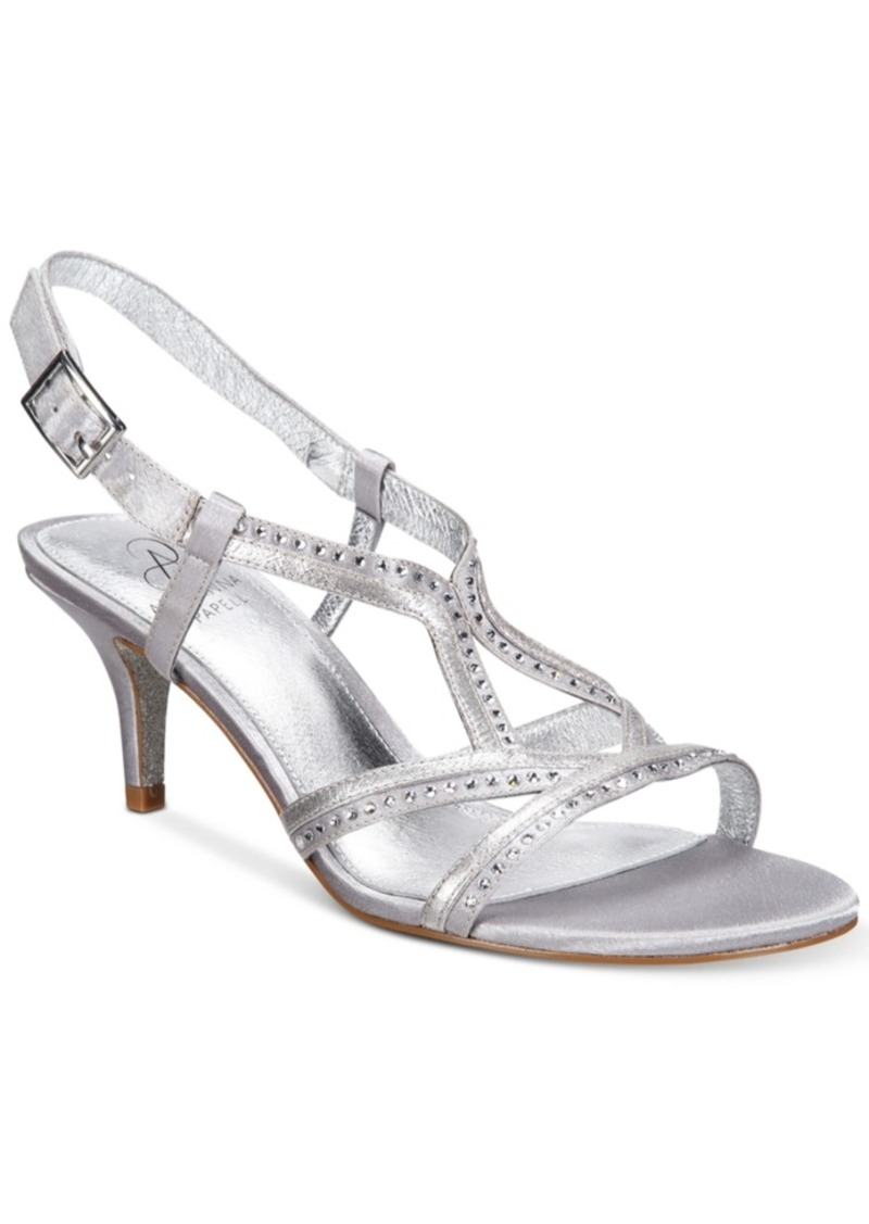 418d67217 Adrianna Papell Adrianna Papell Agatha Evening Sandals Women's Shoes ...