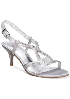 Adrianna Papell Agatha Evening Sandals Women's Shoes