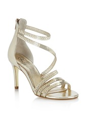 Adrianna Papell Alexi Sequin Strappy Sandal (Women)