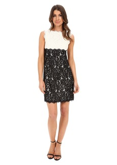 Adrianna Papell Aline Empire Waist Shift Dress