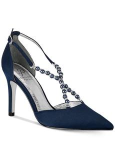 Adrianna Papell Aurora Evening Pumps Women's Shoes